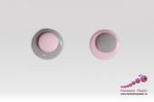 Серьги - Серьги Pink & Gray