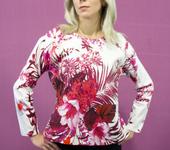 Блузки - Блузка - нежные лилии