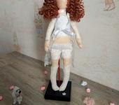Куклы Тильды - Кукла Тильда на подставке