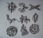 Кулоны, подвески - Гербы из Игры престолов