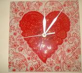 """Часы - Часы настенные """"Сердце"""""""
