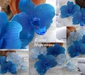 """Инструменты для рукоделия - Видео мастер класс """"Орхидеи в натуральный размер с молдами"""""""