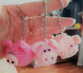 Брелоки - Свинки