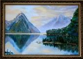Живопись - Новая Зеландия