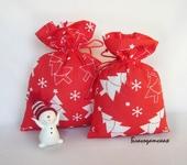 Оригинальные подарки - Мешочек для подарка Елочка