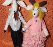 Зверята - Козлик и Козочка