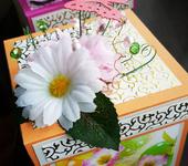 Подарочная упаковка - Коробочка-сюрприз 2