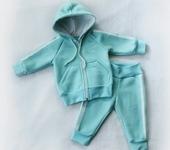 Одежда для мальчиков - Ментoлoвый кoстюм