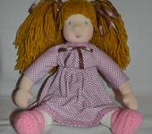 Вальдорфские куклы - Вальдорфская кукла