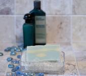 Мыло ручной работы - Мыло с ароматом франжипани