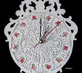"""Часы - Часы """"Время роз"""""""