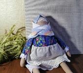 Другие куклы - ИМнтерьерная кукла Баба Нюша