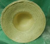 Инструменты для рукоделия - соломенные шляпки и сумки для работ вышивание лентами