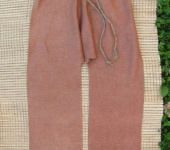Брюки, шорты - Порты, окрашенные вручную
