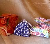 Подарочная упаковка - Подарочные коробочки, шкатулки.