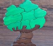 Развивающие игрушки - Стекер «Старый дуб»