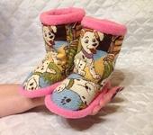 Обувь для детей - сапожки детские