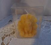 Оригинальные подарки - Мыло и свечи ручной работы Мышка в юбке