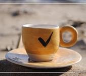 Кружки, чашки - Пара для эспрессо