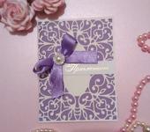 Свадебные открытки - приглашение на свадьбу