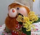 Народные куклы - Домовой ФИЛЛИМОН