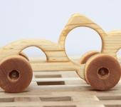 Развивающие игрушки - Гоночная машинка