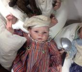 Куклы реборн - кукла медок