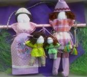 Народные куклы - Неразлучники