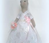 Подарки на свадьбу - Свадебные зайцы
