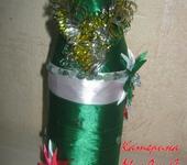 Оригинальные подарки - Новогодний наряд на шампанское