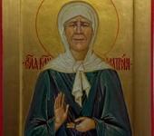 Живопись - Икона Святой Матроны Московской