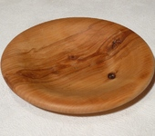 Элементы интерьера - Тарелочка деревянная