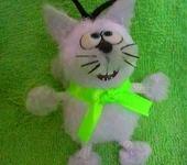 Зверята - Котик-подвеска