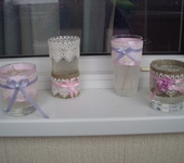 Свечи ручной работы - свечи