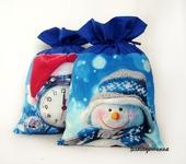 Оригинальные подарки - Мешочек для подарка