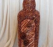 "Декоративные бутылки - Подарочная бутылка "" Шишки"""