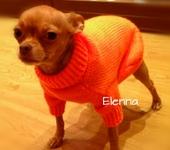 Одежда для собак - Свитер для собачки