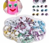 Изготовление кукол, игрушек - глазки для игрушек