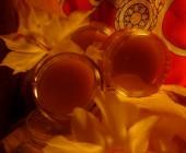 Бальзам для губ - Медово-апельсиновый бальзам