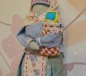Народные куклы - Кукла оберег -Мамушка.