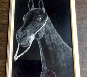 Живопись - Конь