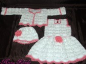 """Одежда для девочек - Костюмчик для девочки""""Розочка"""""""