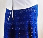 Юбки - Ажурная юбка