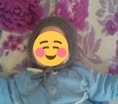 Для новорожденных - Чепчик для новорождённого