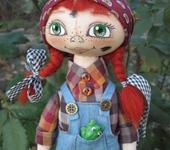 Другие куклы - Кукла - папина дочка