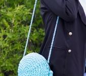 Сумки, рюкзаки - Круглая сумка