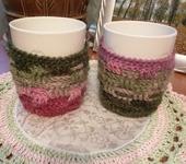 Кружки, чашки - Чашка Кактус в цвету (1 шт)