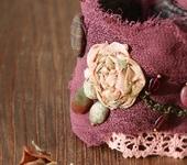 Браслеты - Браслет «Тайны сада. Истории роз»