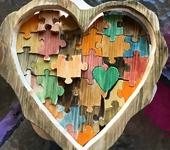 Элементы интерьера - Сердце
