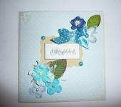 Скрапбукинг - Поздравительные открытки